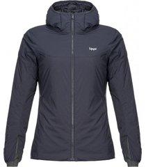 chaqueta spry steam-pro hoody jacket azul marino lippi