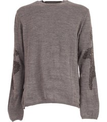 comme des garçons shirt sweater l/s w/particular sleeve