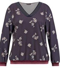 samoon blouse 371206 / 26505 - size 46 / extra 1