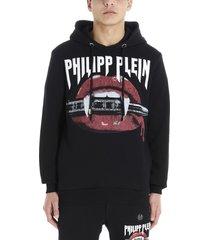 philipp plein vampire hoodie