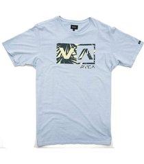 camiseta rvca floral balance
