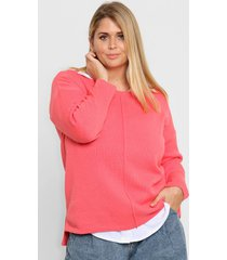 sweater coral vindaloo briana