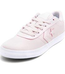 zapatilla point star rosa converse