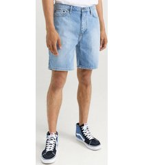 jeansshorts clean denim shorts