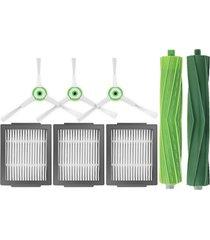 sweeper uno con conjunto de accesorios profesionales para irobot roomb