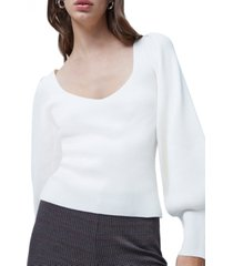 french connection joss v-neck sweater