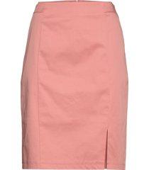 skirt short woven fa kort kjol rosa gerry weber