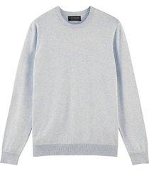 trui classic grijsblauw