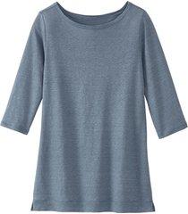 linnen-jersey shirt, rookb 42