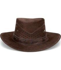 chapéu fourcountry australiano café furado