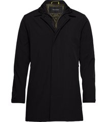 philman p dunne lange jas zwart matinique