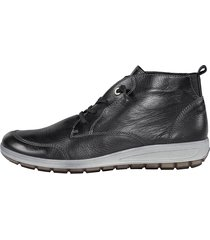 skor med snörning ara svart