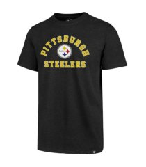 '47 brand pittsburgh steelers men's varsity arch club t-shirt