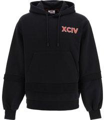 gcds hoodie college logo