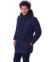 long parka down jacket with hood