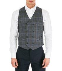 emporio armani sweater waistcoat vest
