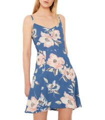 french connection verona floral-print cami dress