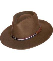 sombrero fieltro renegado café viva felicia