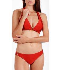 bikini admas 2-delige halter bikiniset dubarry