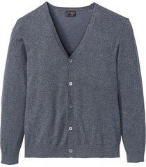 cardigan in filato fine (grigio) - bpc selection