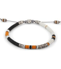 the boho bracelet white