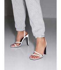 nly shoes keeping up heel sandal high heel