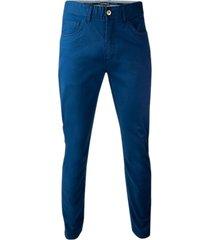 pantalón gabardina spandex 5 bolsillos slim fit potros