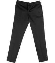 pantalone lungo slim fit work