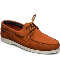 2-eye nbk båtskor skor brun marstrand