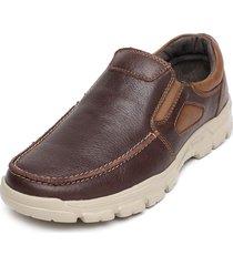 zapato marrón jarman