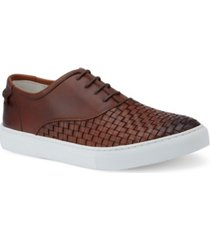 vintage foundry co men's the newhaven low-top casual men's shoes