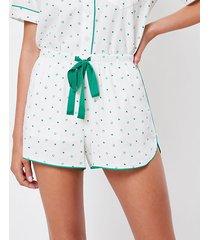 loft lucky pajama shorts