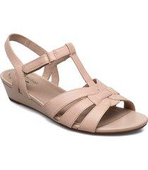abigail daisy shoes summer shoes flat sandals rosa clarks