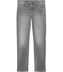 sjöbo shaped low-waisted jeans