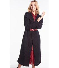 czarny sweter lorana