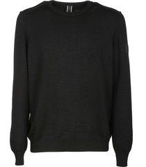 hogan round neck sweater