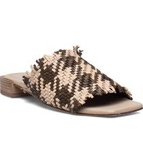 piaf shoes summer shoes flat sandals brun cala jade