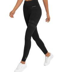 calza legging minimalistic negra changes label