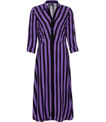 abito chemisier (viola) - bodyflirt