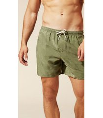 calzedonia men's formentera swim shorts man green size s