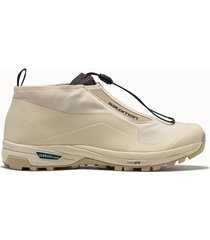 salomon s-lab scarpa xa- alpine mid advanced bianca