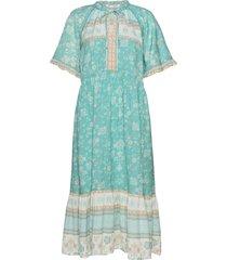 bohemic dress knälång klänning multi/mönstrad odd molly