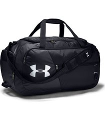 bolso negro under armour undeniable duffel 4.0 lg