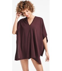 outlet softwood poncho