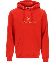 bel-air athletics academy crest hoodie