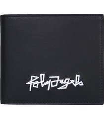 palm angels bifold wallet