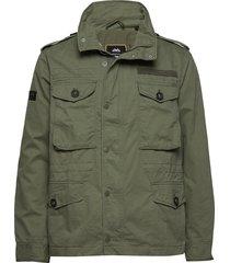 field jacket dun jack groen superdry