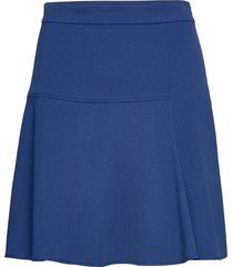 australe kort kjol blå max&co.