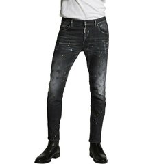d2 x ibra icon skater jeans