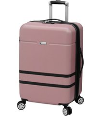 "closeout! london fog southbury ii 25"" spinner suitcase, created for macy's"